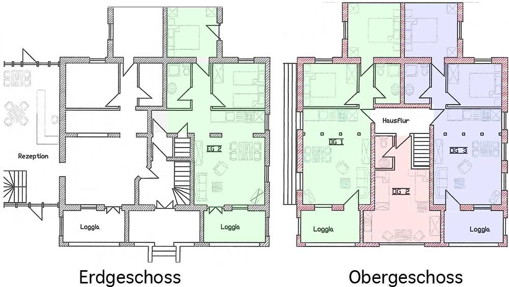 3 h user am meer haus am meer grundriss. Black Bedroom Furniture Sets. Home Design Ideas